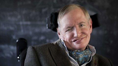 Blog image - Stephen Hawking - Accepting, Living, Surrendering