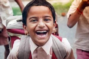 blog - child smiling