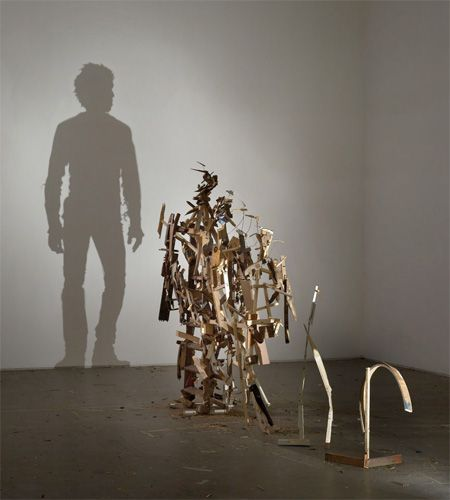 Blog image: Shadow sculptures by & Sue Webster