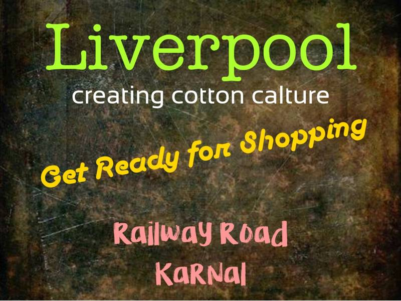 LIVERPOOL  creating cloth culture
