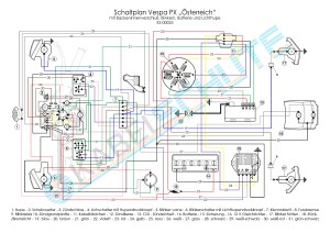 Vespa Gt200 Wiring Diagram Ignition   Wiring Library