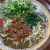 「担々麺 信玄」in 針中野