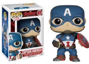 Funko Pop Capitán América Age of Ultron
