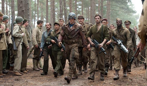 Bucky Segunda Guerra Mundial