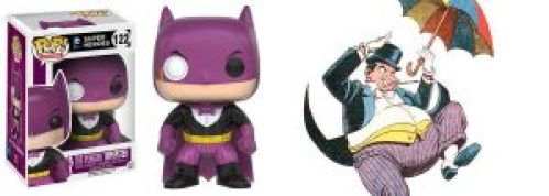 Funko Pop Batman Impopstor