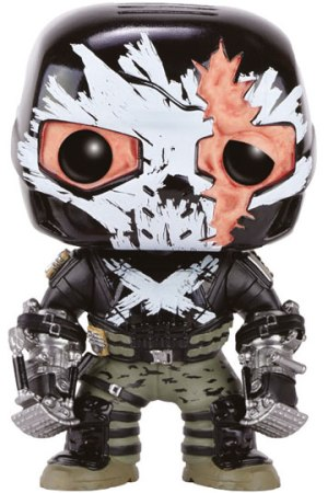 Funko Pop Crossbones Edicion Exclusiva