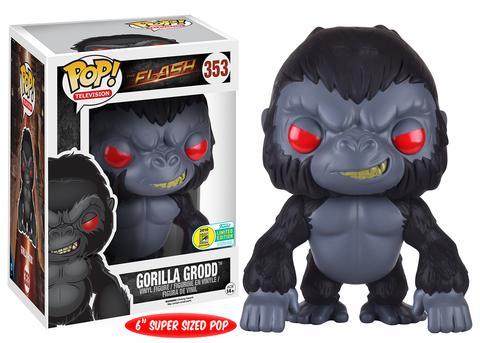 Gorilla Grodd SDCC 2016