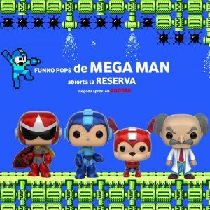 Reservas Mega Man