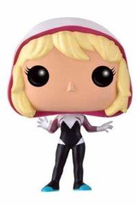 Funko Pop Spider Gwen Unmasked Ed. Limitada