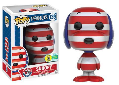 Snoopy Patriótico