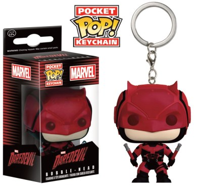 Llavero Pocket Pop Daredevil