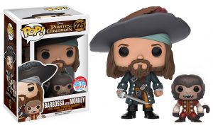 Funko Pop Barbossa