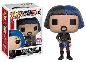 Funko Pop Knives Chau