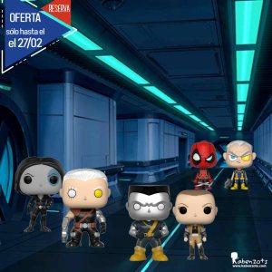 Reserva X-Men