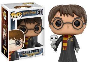 Funko Pop Harry con Hedwig
