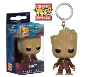Llavero Pocket Pop Groot