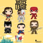 Justice League NY Toy Fair