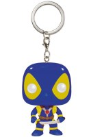 Comprar Llavero Pocket Pop Deadpool Azul