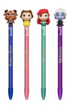 Boligrafos Pop con Toppers Disney