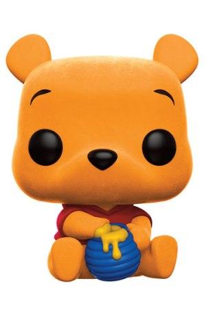 Funko Pop Winnie the Pooh Flocked Ed Limitada