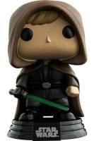 Funko Pop Luke Skywalker con capucha