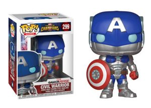 Funko Pop CIVIL WARRIOR