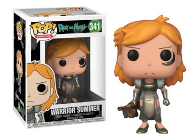 Funko Pop WARRIOR SUMMER
