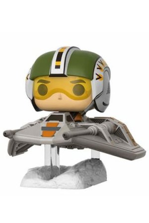 Funko Pop WEDGE ANTILLES con SNOW SPEEDER