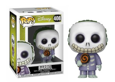 Funko Pop BARREL