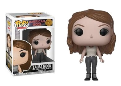 Funko Pop LAURA MOON