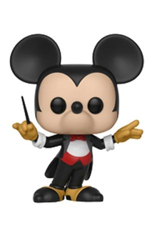Funko Pop MICKEY DIRECTOR DE ORQUESTRA