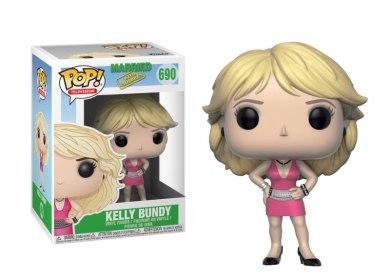 Glam del Funko Pop KELLY BUNDY
