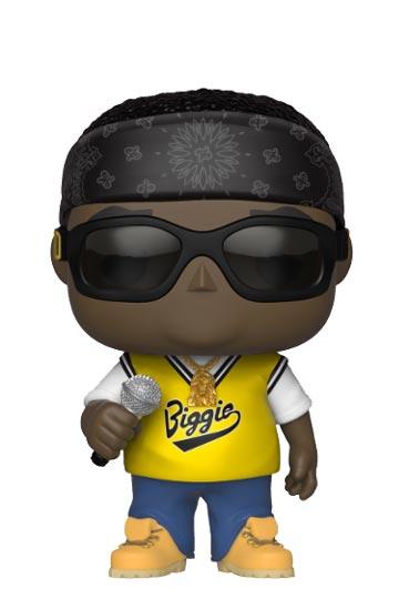Funko Pop NOTORIOUS BIG con jersey