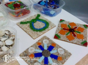 destiny's gift mosaic workshop