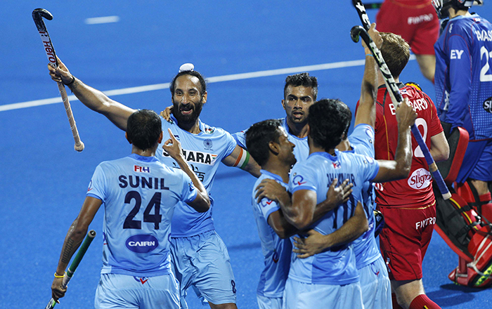 India Hockey Champions Trophy