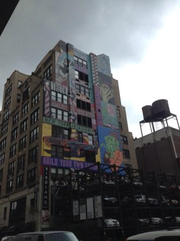 More Street Graffiti
