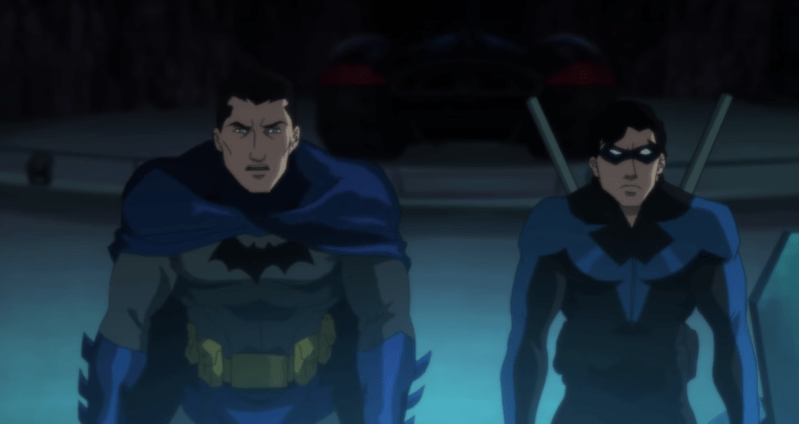 Batman & Nightwing