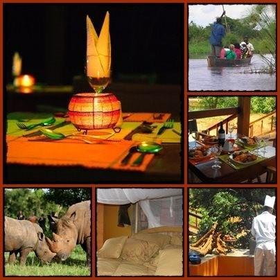 2 day Ziwa Rhino Sanctuary Safari