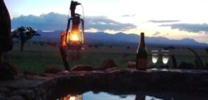 Apoka Safari Lodge - Kidepo Valley Park