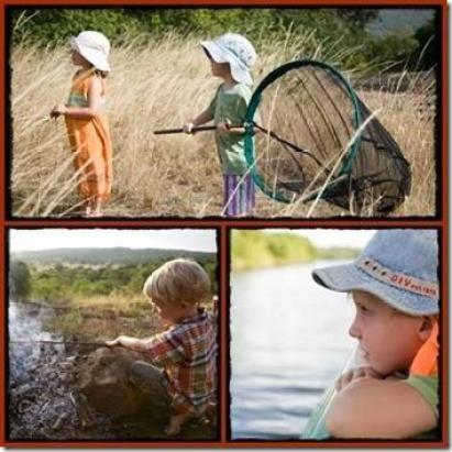Wildlife and Bush Craft Courses for Kids