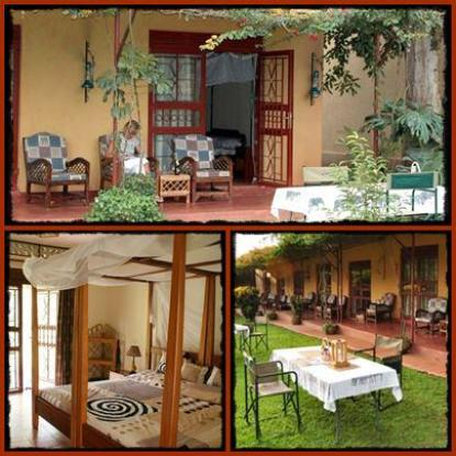 Airport Guesthouse - Quality Budget Hotel Entebbe