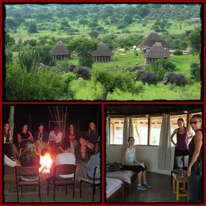 Heritage Safari Lodge on the Nile - Murchison Falls Park