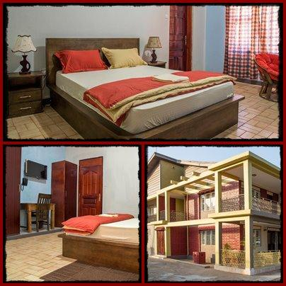 Fuego Hotel in Muyenga - Kampalas only Budget Boutique Hotel