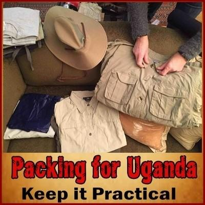 Packing for your Trip to Uganda