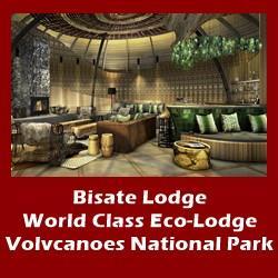 Top Lodging Choices - Volcanoes National Park - Rwanda