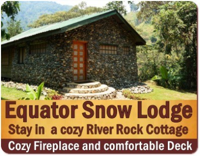 Equator Snow Lodge - Rwenzori Mountains of the Moon