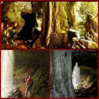 The Amabere Ga Nyina Mwiru Caves