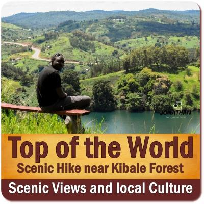Top of the World Hike - Kibale Forest