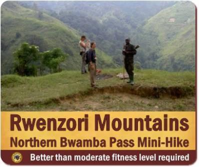 Hitting the Trails in the Rwenzori Mountains Foothills