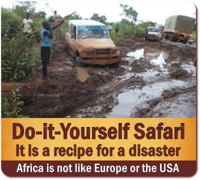 Do-it-yourself Safari